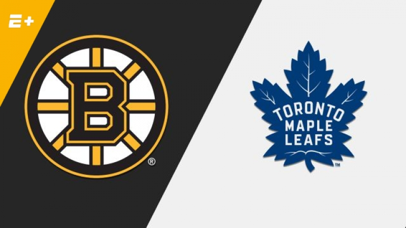 EC / Round 1 / Game 6 / 23.04.2018 / BOS Bruins @ TOR Maple Leafs