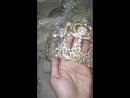 золотистые короны