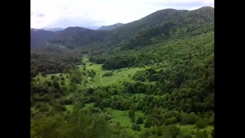 Долина ручья Водопадистый