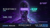 Carl Cox DJ set @ Ultra Croatia Resistance 2018 - Day 2 (BE-AT.TV)