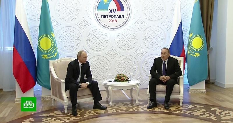 Путин: Казахстан может стать важнейшим торгово-экономическим партнером РФ в СНГ