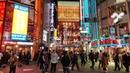 Busiest city in the world   What TOKYO Shibuya looks like? - 4K UHD