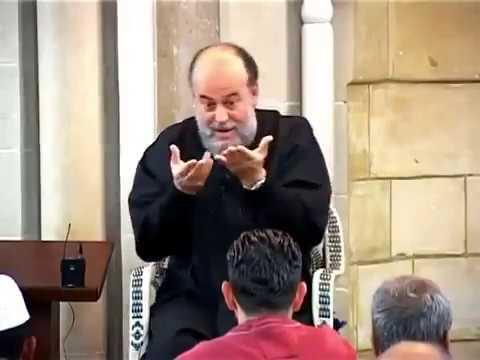 الشيخ بسام جرار وجود الخالق من البديهيات