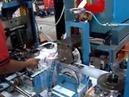鴻欣機電有限公司200KW電晶體高週波焊接機Horng Shin 200KW H.F. welder