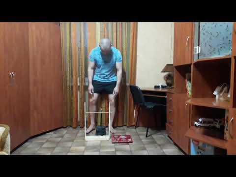 Zaruba LIFT FOR A COIN 18,2 kg Anton Naumtsev