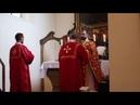 Греко католическая Литургия по обряду XVIII века