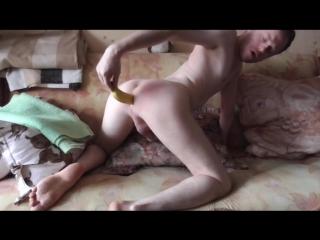 [g #rus #wank #sextoy] LanaTuls #47 BANANED HARD