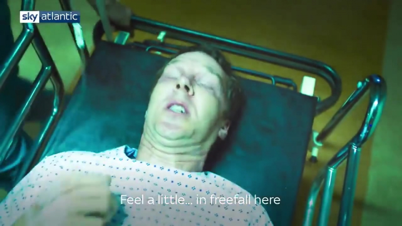 Сериал Патрик Мелроуз (Patrick Melrose) Бенедикт Камбербэтч - 2017