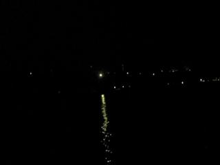 Моя интервальная съёмка Zeitraffer, Timelapse - 8 - / Одесса.6.08.18. 3 ночи, море, Собачий пляж (без звука)