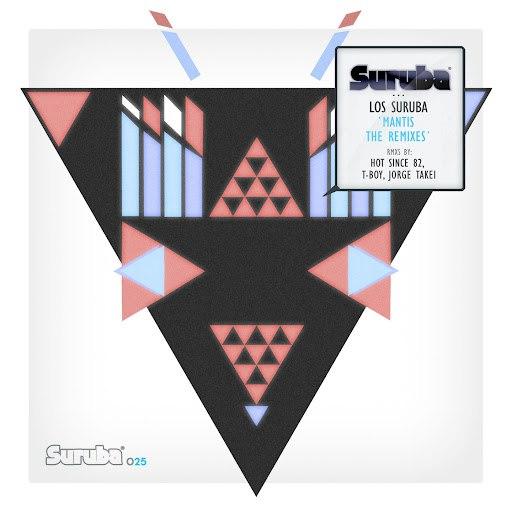 Los Suruba альбом Mantis, the Remixes