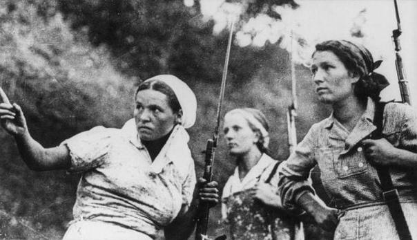 Женщины на войне