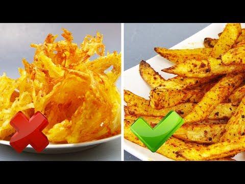 Картофель - 7 рецептов ТВОЕГО любимого блюда! ПОХРУСТИ!