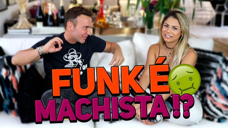 FUNK É MACHISTA feat. LEXA | HottelMazzafera
