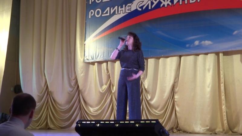 Холмогоры, конкурс Я люблю тебя Росиия! 25.02.18г.