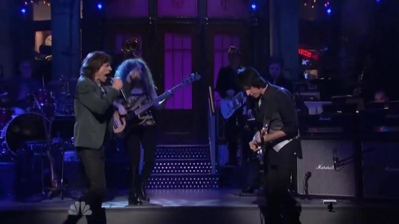 Mick Jagger, Jeff Beck, Tal Wilkenfeld - The West Wing Blues (2012)
