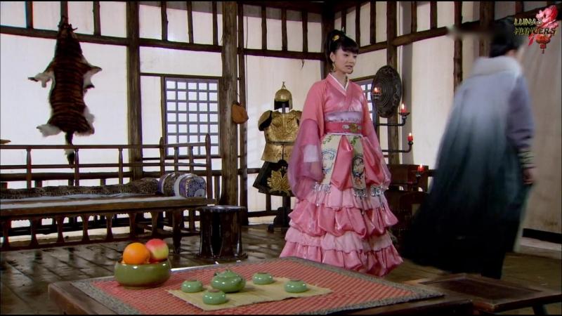 [Lunas Hunters] Чарующая мелодия снов/ Hua Xu Yin City of Desperate Love 6/48