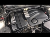 Тест двигателя BMW 3 series E-46 coupe, 2.0. 2003  года выпуска.