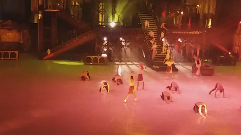 СК Юбилейный ледовый спектакль Ромео и Джульета