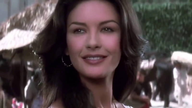 Summer Wine - Catherine Zeta Jones ( Oh, Summerwine, I Love You, Sweet Voices )