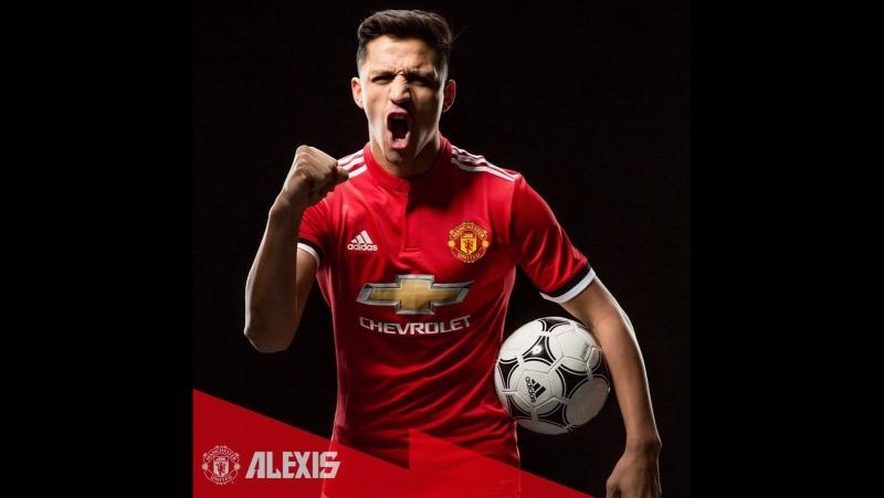 Алексис Санчез - Игрок Манчестер Юнайтед | Лучшие трансферы