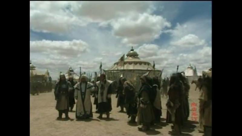Qazaq tilinde Shyngysqan 28-bolim | Қазақ тілінде Шыңғысхан 28-бөлім.