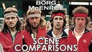 Borg McEnroe (2017) - scene comparisons