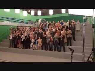 Эксклюзив со съёмочной площадки фильма «Лев Яшин. Вратарь моей мечты»