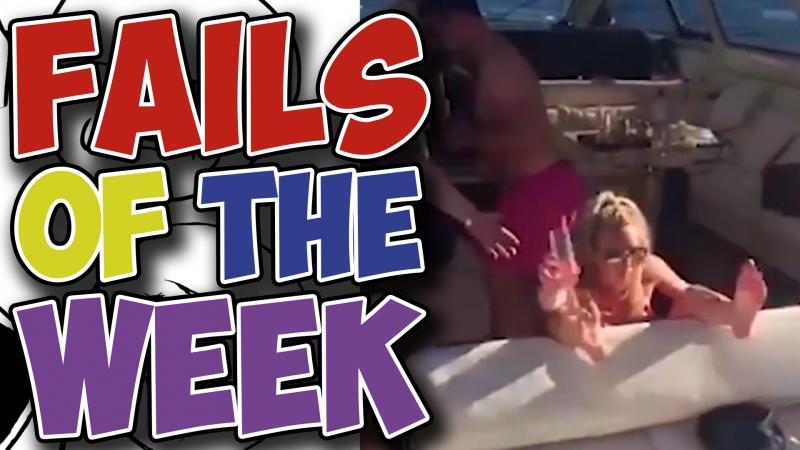 Best Fails of the Week - Girl, Stop Drinking (September 22017)