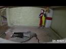 Прикол с пугающим клоуном хорошее настроение, юмор, смешное видео, пранк, пранкер пугает, ужас в глазах, ужастик, клоун убийца