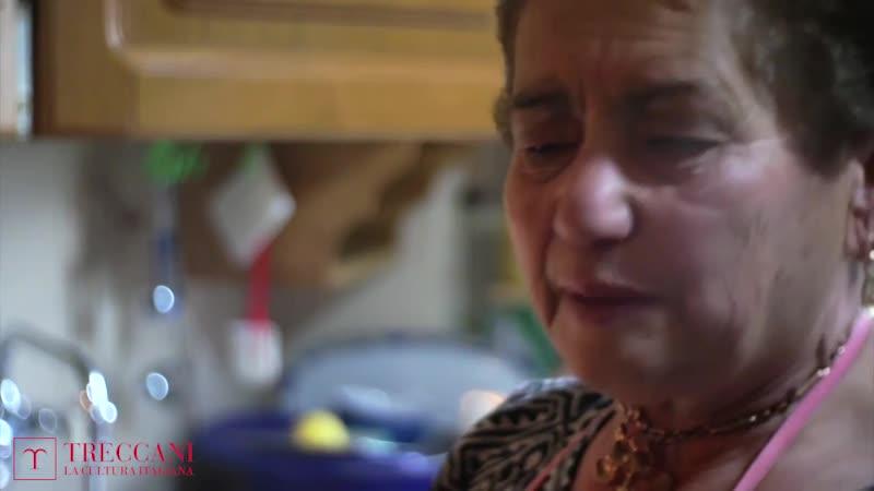 Nonne d'Italia in cucina - Perciati con sugo di involtino e lardo battuto