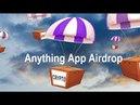 Криптовалюта Бесплатно | Airdrop Anything App