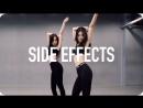 1Million dance studio Side Effects - The Chainsmokers (ft. Emily Warren) / Ara Cho Choreography