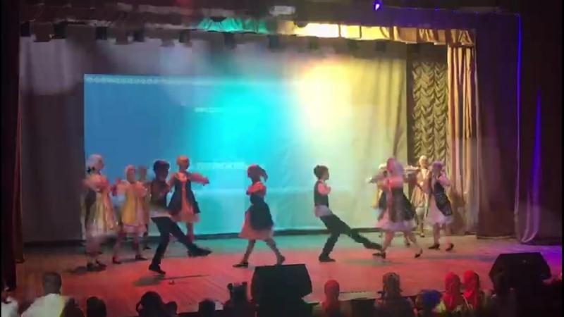 ,,Еврейский танец