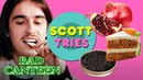 Trying Caviar For The First Time! | Scott Tries - Bad Canteen