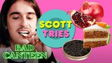 Trying Caviar For The First Time! Scott Tries - Bad Canteen