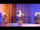 Русский танец. Барыня.
