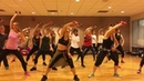 """""""16 SHOTS"""" Stefflon Don - Dance Fitness Toning Workout with Free Weights Valeo Club"""