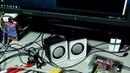 ESP32内蔵DA出力Bluetooth speaker