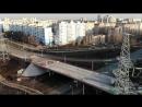 Строительство путепровода - ул.Демократическая - ул.Ташкентская г.Самара #Samara #Russia
