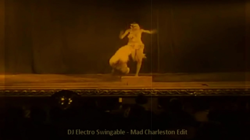 Electroswing Aint she sweet - DJ Electro Swingable Mad Charleston Re-Edit swing mix