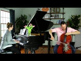 Faded - Alan Walker (Cello + Piano Cover) - Brooklyn Duo