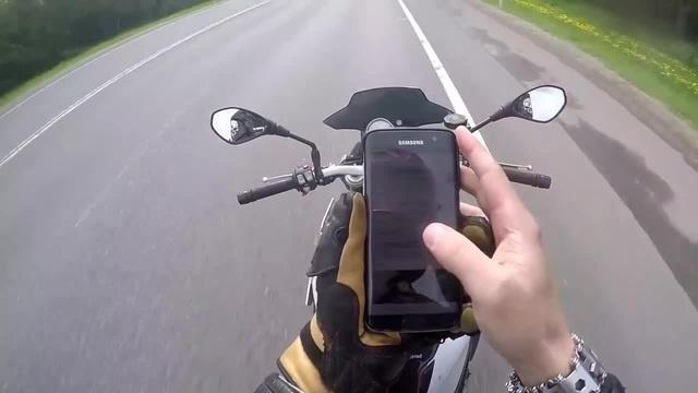 Как управлять мотоциклом