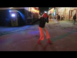 Levanna McLean - Northern Soul Girl Dancing - Color One Tear Black