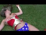 Wonderous Girl vs Wonderous Woman 4
