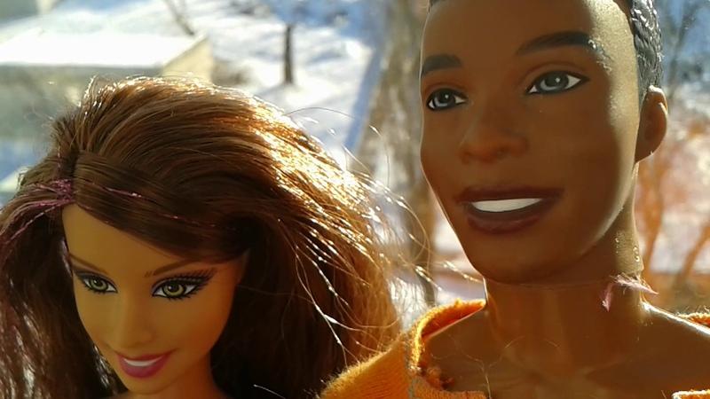 Барби сериал ДЕВУШКА ИЗ ИНДИИ 1 серия мультик из игрушек куклы Barbie