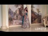 Стилизованное платье 2 в 1 Неаполь