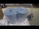 Салфетки индустриальные АР010 Пакеты для шин и дисков 130х110 110х110 силикон смазка бесцветная А9621s Axiom 2