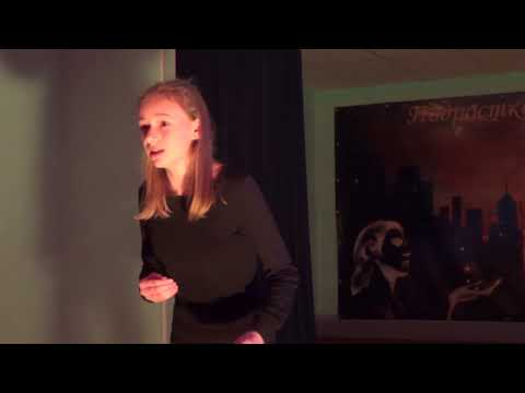 Голодаева Дарья-Старый кот и молодой мышонок