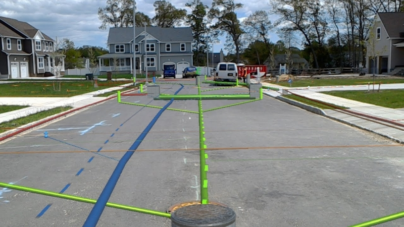 Augmented Reality Aids a New Jersey Water Utility