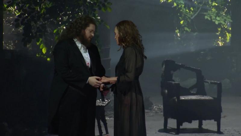 Georg Friedrich Händel Semele Семела Berlin 2018 deu